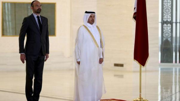 Mondial-2022: France et Qatar signent un accord sur la sécurité de l'événement