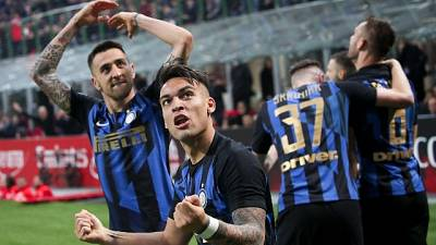 Inter: si ferma Lautaro, Icardi pronto