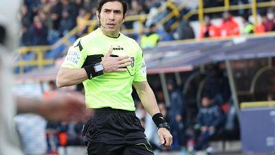 Serie A: Calvarese dirige Roma-Napoli