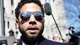 ترامب يقول إن وزارة العدل ستراجع قضية الممثل جوسي سموليت