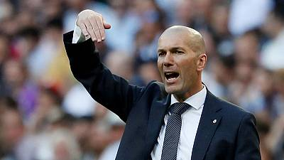 Zidane's second coming at Madrid 'like winning a trophy'