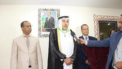 Mauritania's President confers Order of National Merit on UAE Ambassador