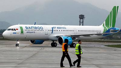 Vietnam's Bamboo Airways signs firm deal to buy 50 Airbus A321neo planes - chairman