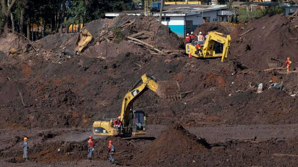 Brazil mining disaster could cost Vale 75 million tonnes in 2019 sales - CFO
