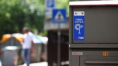 Explainer - Telecom Italia at crossroads over network's future