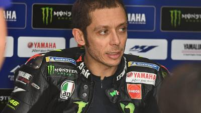 Motogp: Rossi,in Argentina serve fortuna