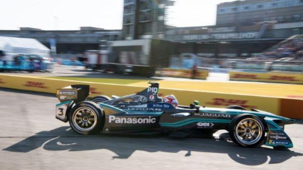 Formule E: Nelson Piquet Jr quitte Jaguar, remplacé par Alex Lynn
