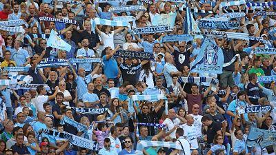Lazio: settore Olimpico chiuso un turno