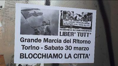 Anarchici,a Torino la marcia del ritorno