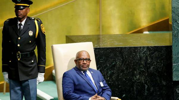 At least three dead in gunfight in Comoros capital after opposition moves to unseat president