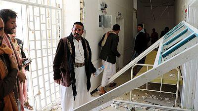 U.S. calls for probe of bombing of hospital in Yemen