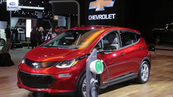 GM says no cut in Chevy Bolt sticker price as U.S. tax credit for EVs drops