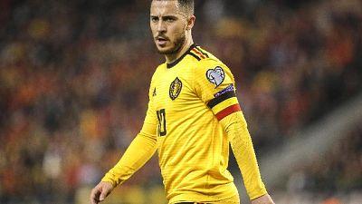 "Hazard: ""La Juve vincerà la Champions"""