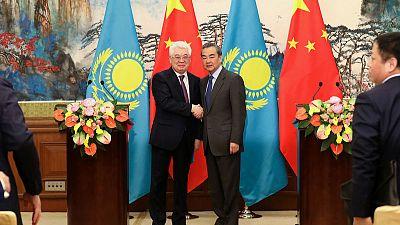 China thanks Kazakhstan for support on Xinjiang de-radicalisation scheme