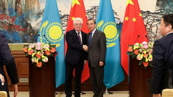 China thanks Kazakhstan for support on Xinjiang de-radicalisation scheme