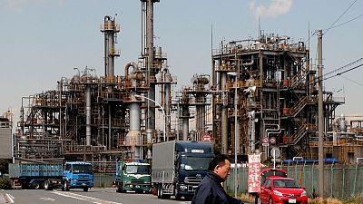 Japan manufacturing output rebounds, but broad economic pulse remains weak