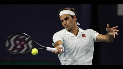 Masters Miami: Federer in semifinale