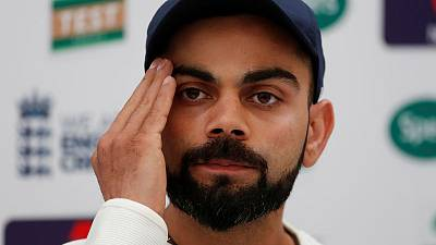 Kohli fumes after 'ridiculous' umpiring gaffe in IPL