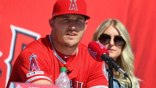 Baseball: la MLB à l'heure des méga-contrats et des remises en question