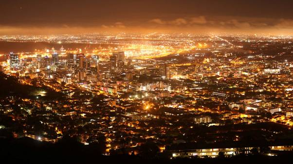 South Africa on edge before Moody's rating review amid power crisis
