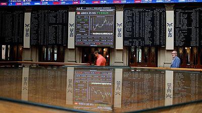 European stocks higher on trade optimism; H&M surges