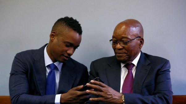 Homicide trial of Zuma's son over 2014 fatal car crash will go ahead - court
