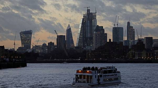 UK's balance of payments shortfall widens in late 2018