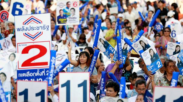 Pro-army party prioritises Thai king's coronation over forming government