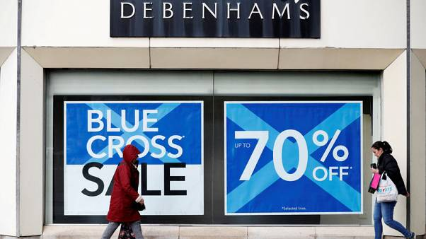 Sports Direct weighs Debenhams options after bondholders back restructuring