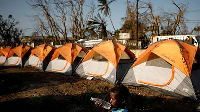 In Mozambique, parents yearn for children torn away by cyclone