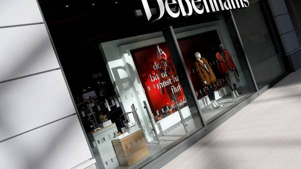 Debenhams secures £200 million of new funds