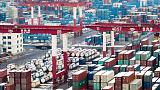 الصين: الفائض النهائي بميزان المعاملات الجارية 54.6 مليار دولار في الربع/4