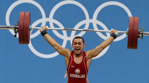 Olympics - IOC sanctions three athletes from London 2012 Games for doping