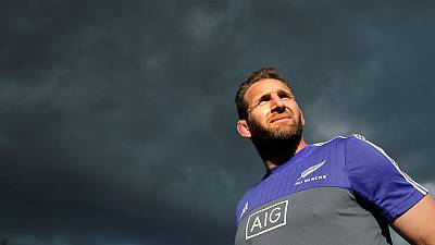 All Blacks captain Read suffers injury in comeback match