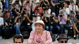 وفاة آنييس فاردا سيدة السينما الفرنسية عن 90 عاما