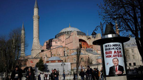 Erdogan fights to hold Turkey's cities in bitter election battle