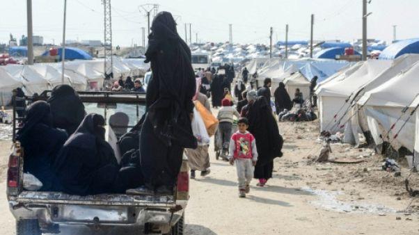 En Syrie, les déplacés d'Al-Hol manquent presque de tout