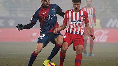 From the motorway to the Bernabeu, Gallego relishing late arrival in La Liga