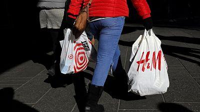 U.S. consumer spending soft, inflation benign as economy slows