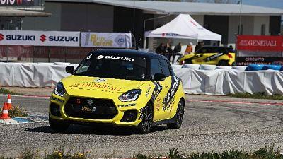Via a semifinali del Rally Italia Talent
