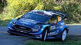 Tour de Corse: Elfyn Evans (Ford) reprend la tête
