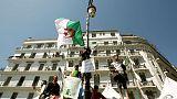 الشرطة: مليون جزائري تقريبا يحتشدون بوسط العاصمة للمطالبة برحيل بوتفليقة