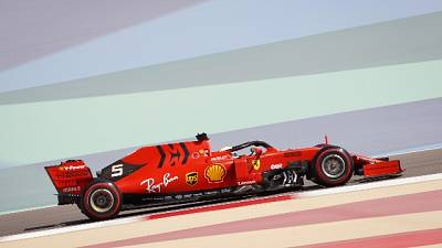 Gp Bahrain:Ferrari domina anche libere 2