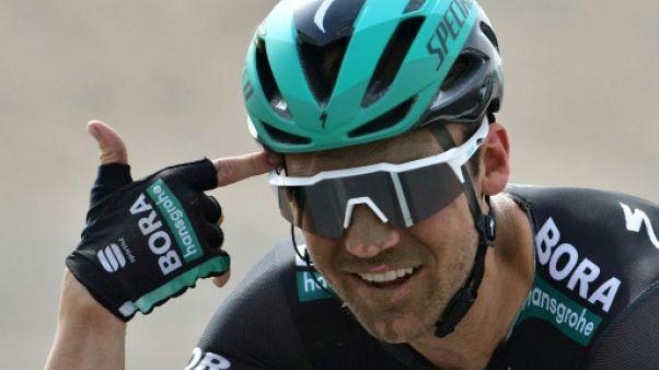 Tour de Catalogne: Schachmann résiste, Lopez reste en tête