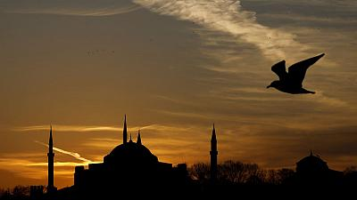 Turkey's Erdogan says he plans to change Hagia Sophia's title from museum to mosque
