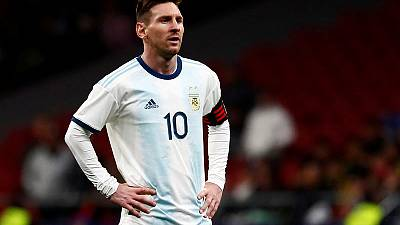 Messi haunted by failures but retirement still long way off