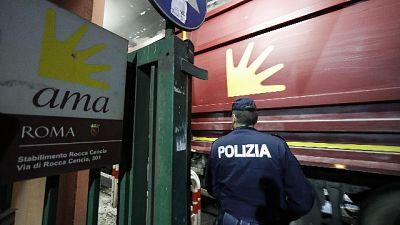 Campidoglio chiede report telecamere Tmb