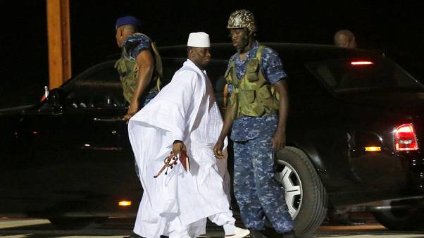 Gambia ex-president Jammeh stole at least $362 million - govt