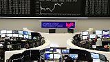 الأسهم الأوروبية تغلق مرتفعة وتسجل أفضل أداء فصلي في 4 أعوام