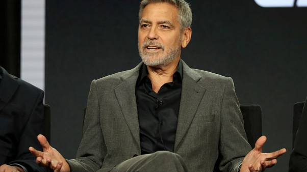George Clooney urges boycott of Brunei-owned hotels over nation's gay sex penalties